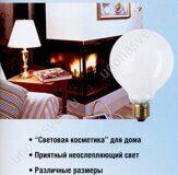 Лампа накаливания soft - GLOBE